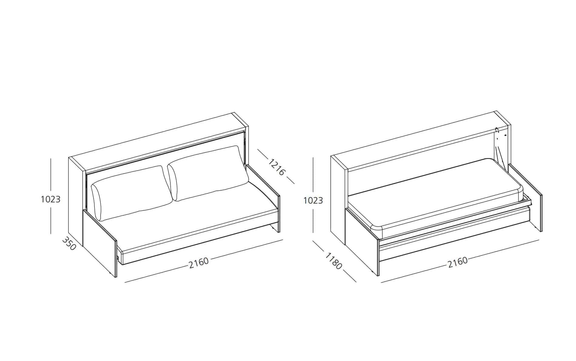 clei schrankbetten online kaufen m bel suchmaschine. Black Bedroom Furniture Sets. Home Design Ideas