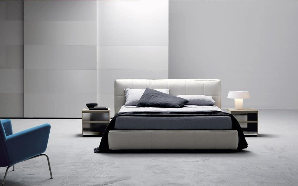 designer polsterbett super soft. Black Bedroom Furniture Sets. Home Design Ideas
