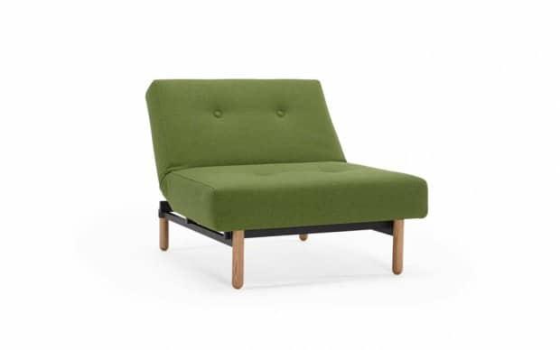Innovation Asmund Chair aufgestellt