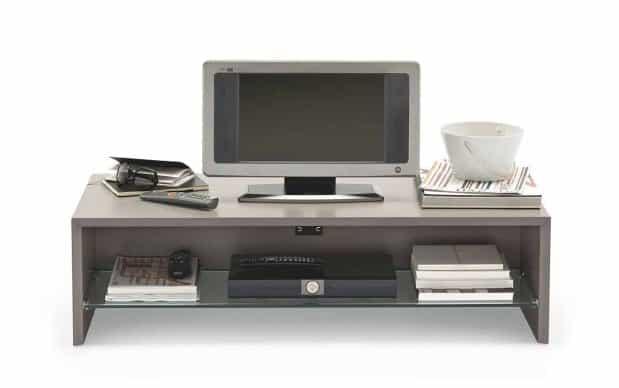 TV-Lowboard Password (Calligaris Möbel) mit Fernseher