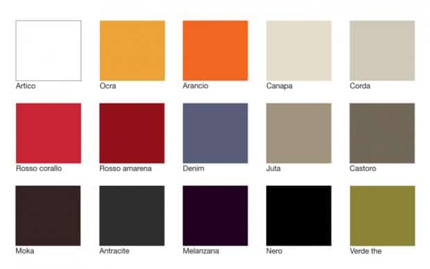 Matte Farben