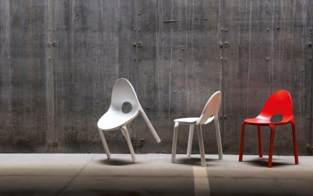 Infiniti Chair Drop
