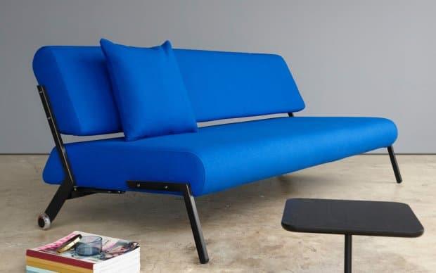 Schlafsofa Debonair blau
