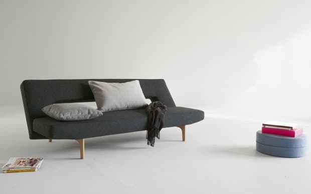 Innovation Schlafsofa Puzzle Wood