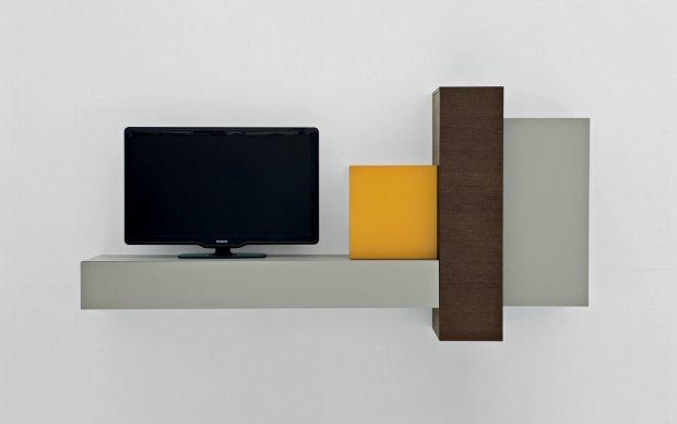 TV Wand Lampo L2-08B hängend