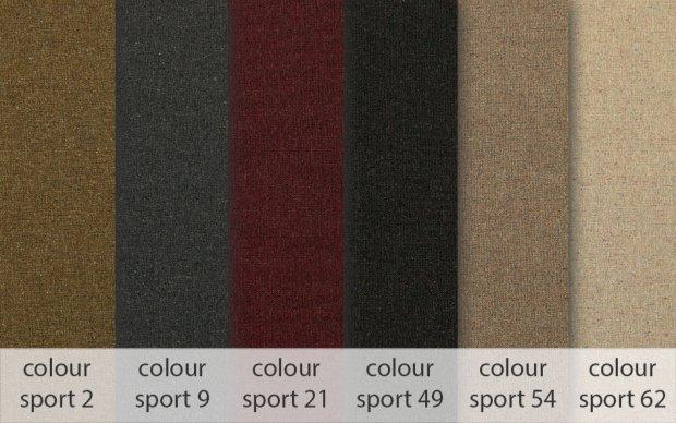 prostoria Bezüge Color Sport