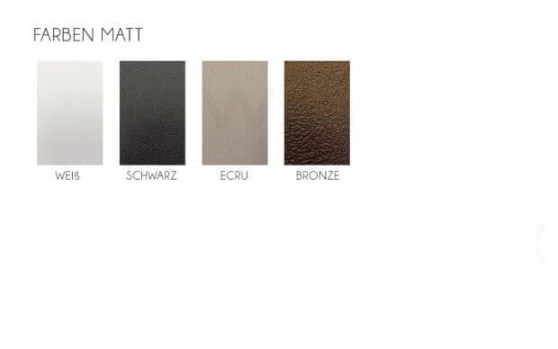 Vondom Farben Matt Tisch Delta Pie