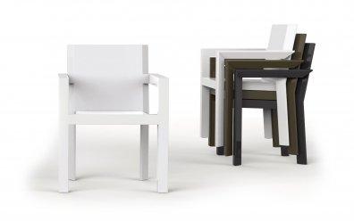 Frame Sessel stapelbar