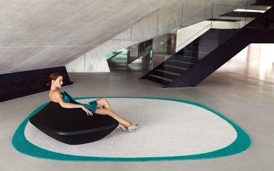 Vondom Ufo Outdoor Teppich mit Sessel