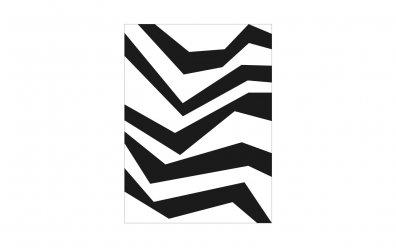 Zebra Outdoor Teppich