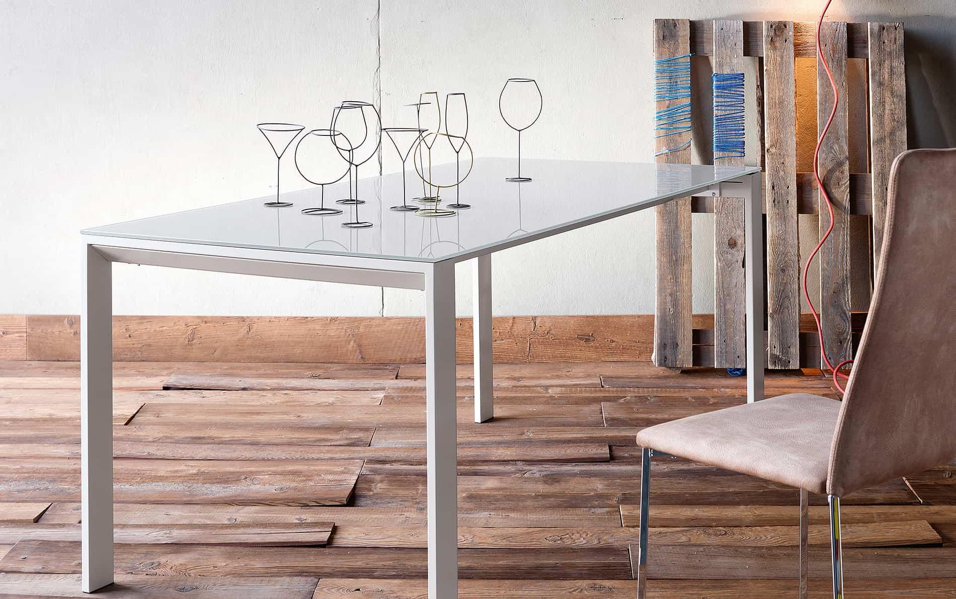 Tisch Fusion Glas