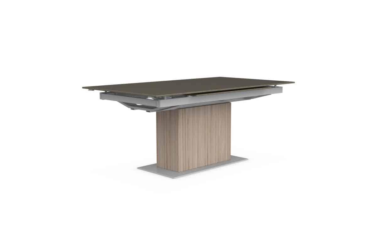 Rund R120 Tisch Ausziehbar Esstisch Kiefer Massiv Holz Stella Rund ...