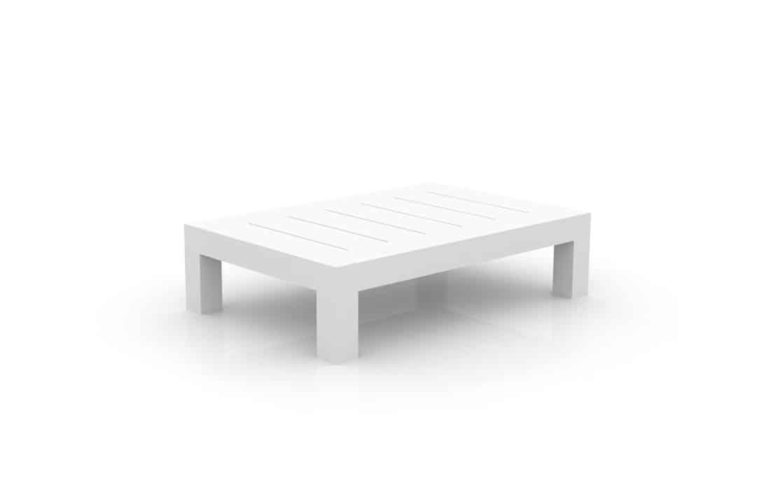 03649090507102 tisch k che weis just. Black Bedroom Furniture Sets. Home Design Ideas