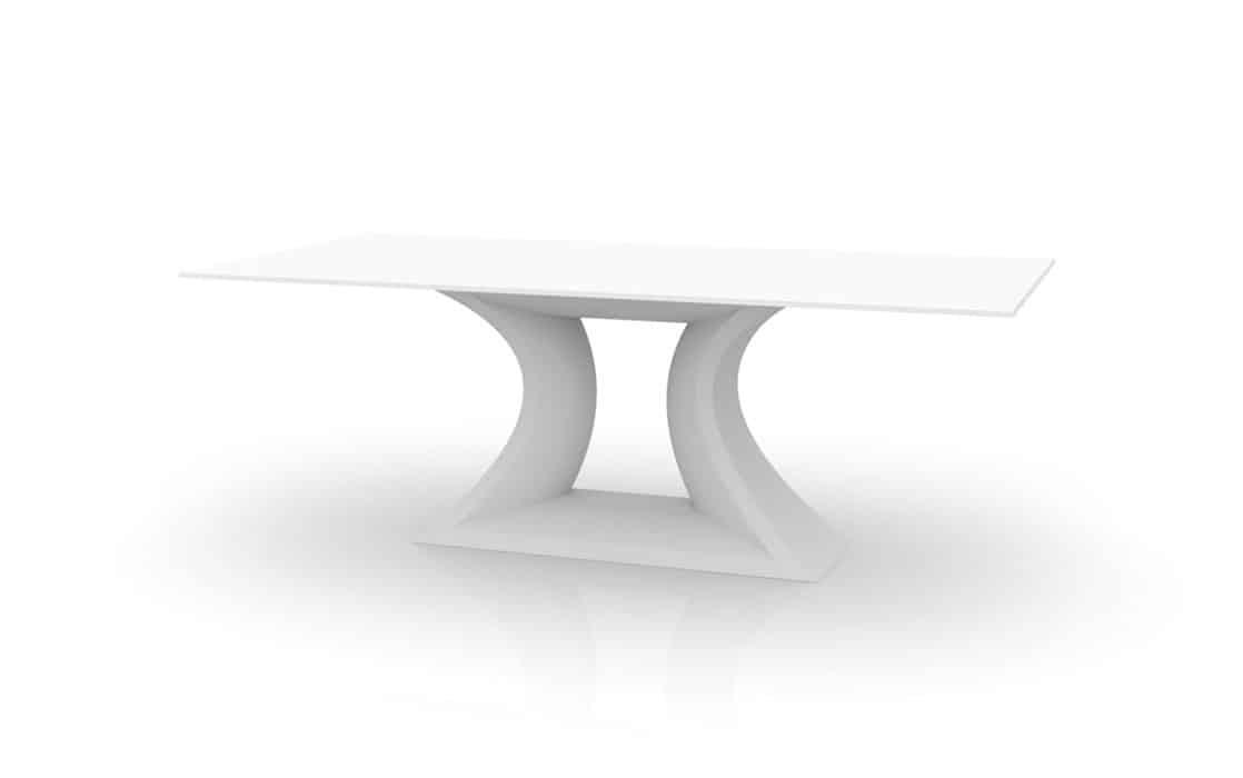 Rest Mesa Glastisch | Wohnzimmer > Tische > Glastische | vondom-gartenmoebel