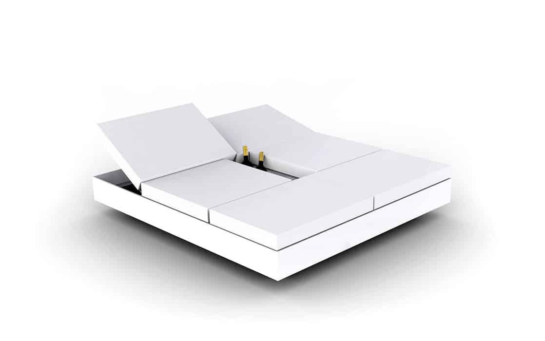 faz daybed sonnenliege von vondom gartenmoebel. Black Bedroom Furniture Sets. Home Design Ideas