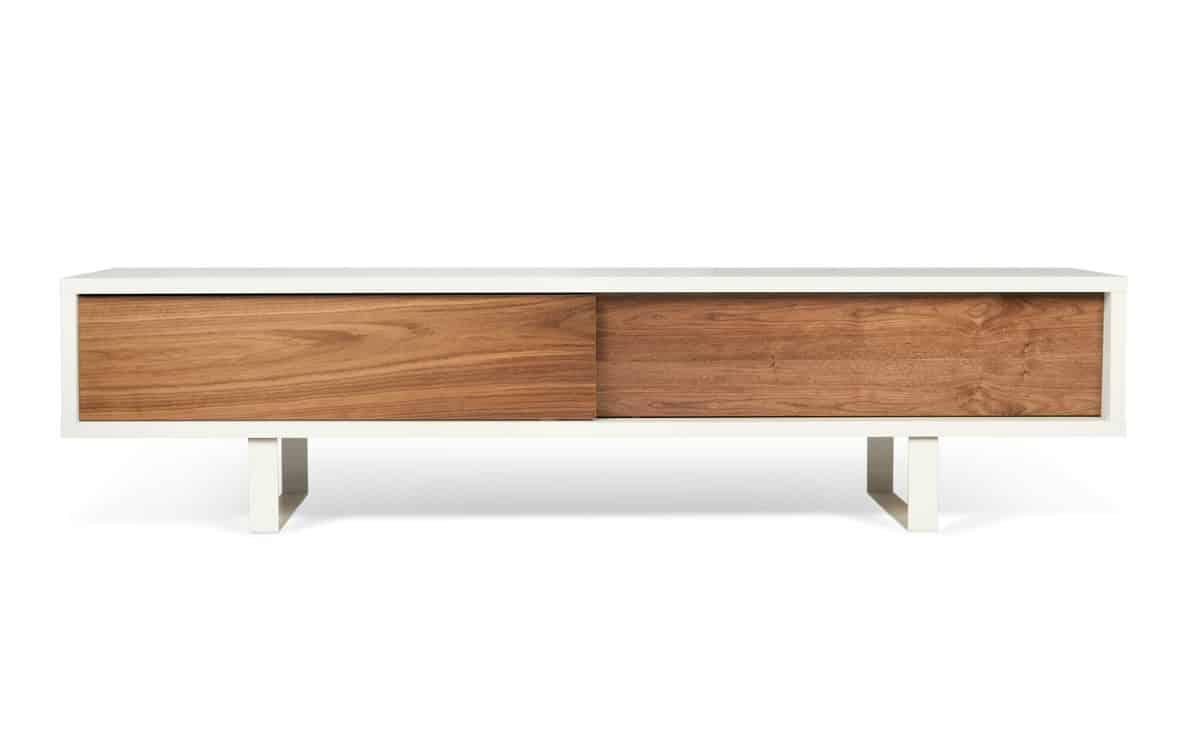 temahome tv lowboard slide. Black Bedroom Furniture Sets. Home Design Ideas