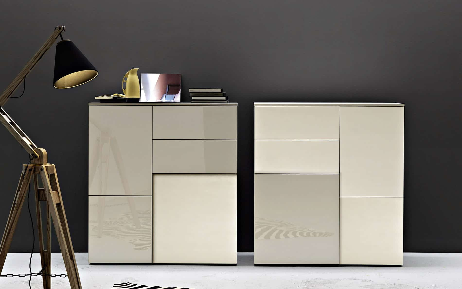 san giacomo highboard incontro 203. Black Bedroom Furniture Sets. Home Design Ideas
