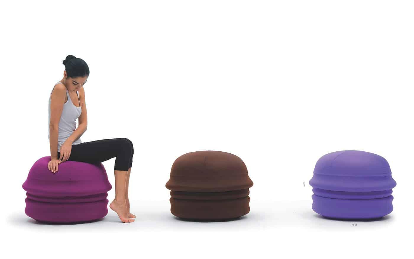 campeggi santapouf hocker g stebett. Black Bedroom Furniture Sets. Home Design Ideas