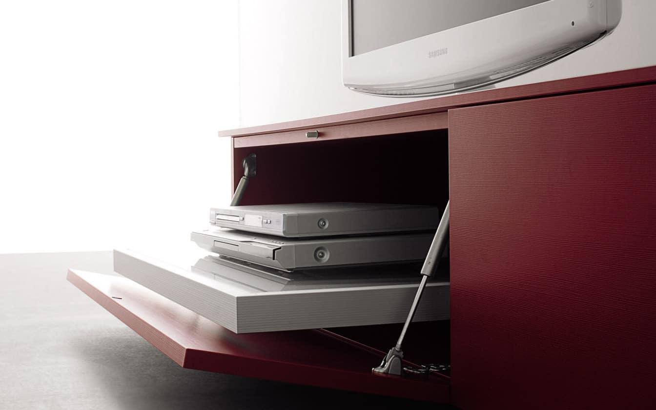 san giacomo lowboard airline 210 mit 2 schubladen. Black Bedroom Furniture Sets. Home Design Ideas