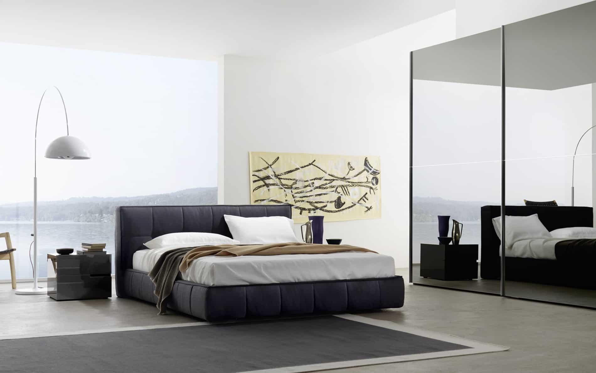 Polsterbetten designer polsterbetten bei wohnstation - Prezzo camera da letto ...