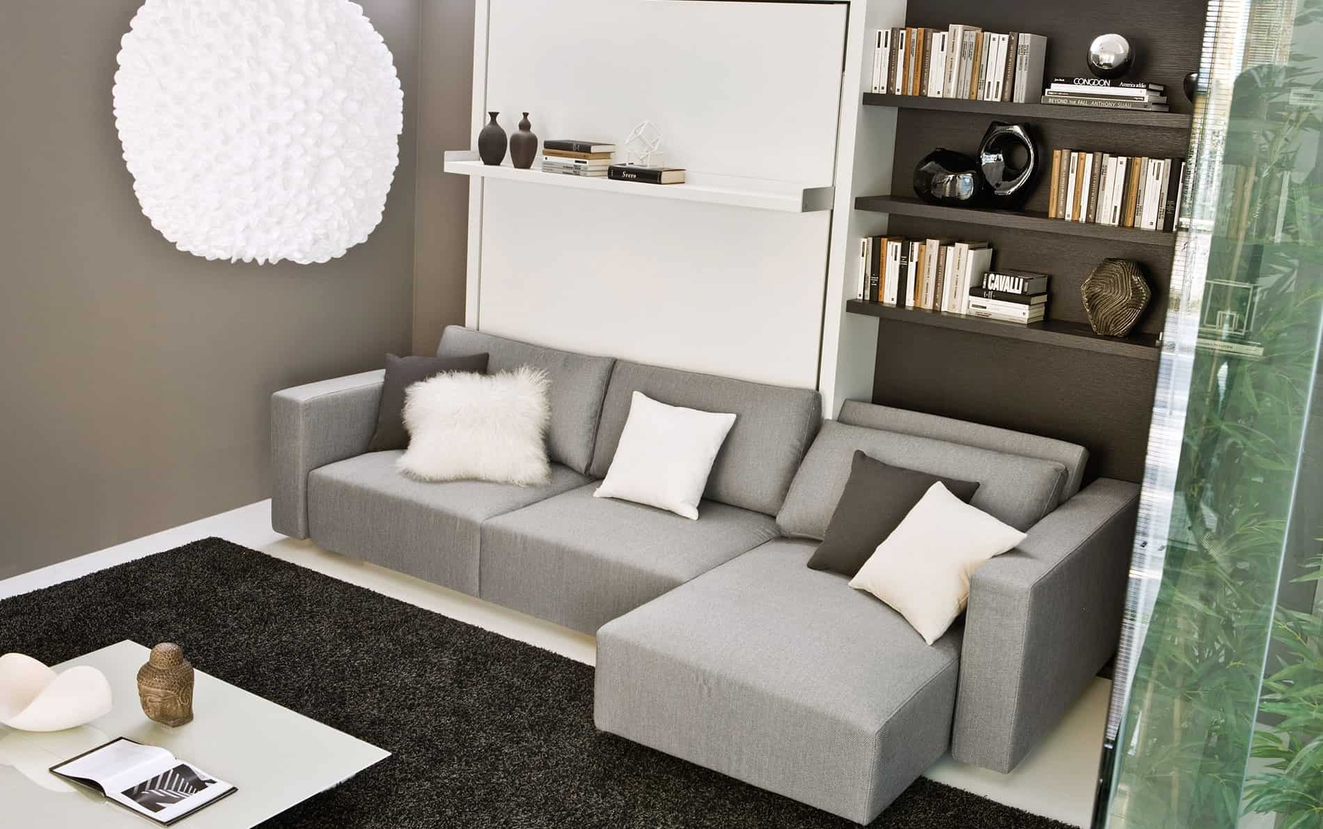 clei schrankbett mit sofa designer schrankbett mit sofa. Black Bedroom Furniture Sets. Home Design Ideas