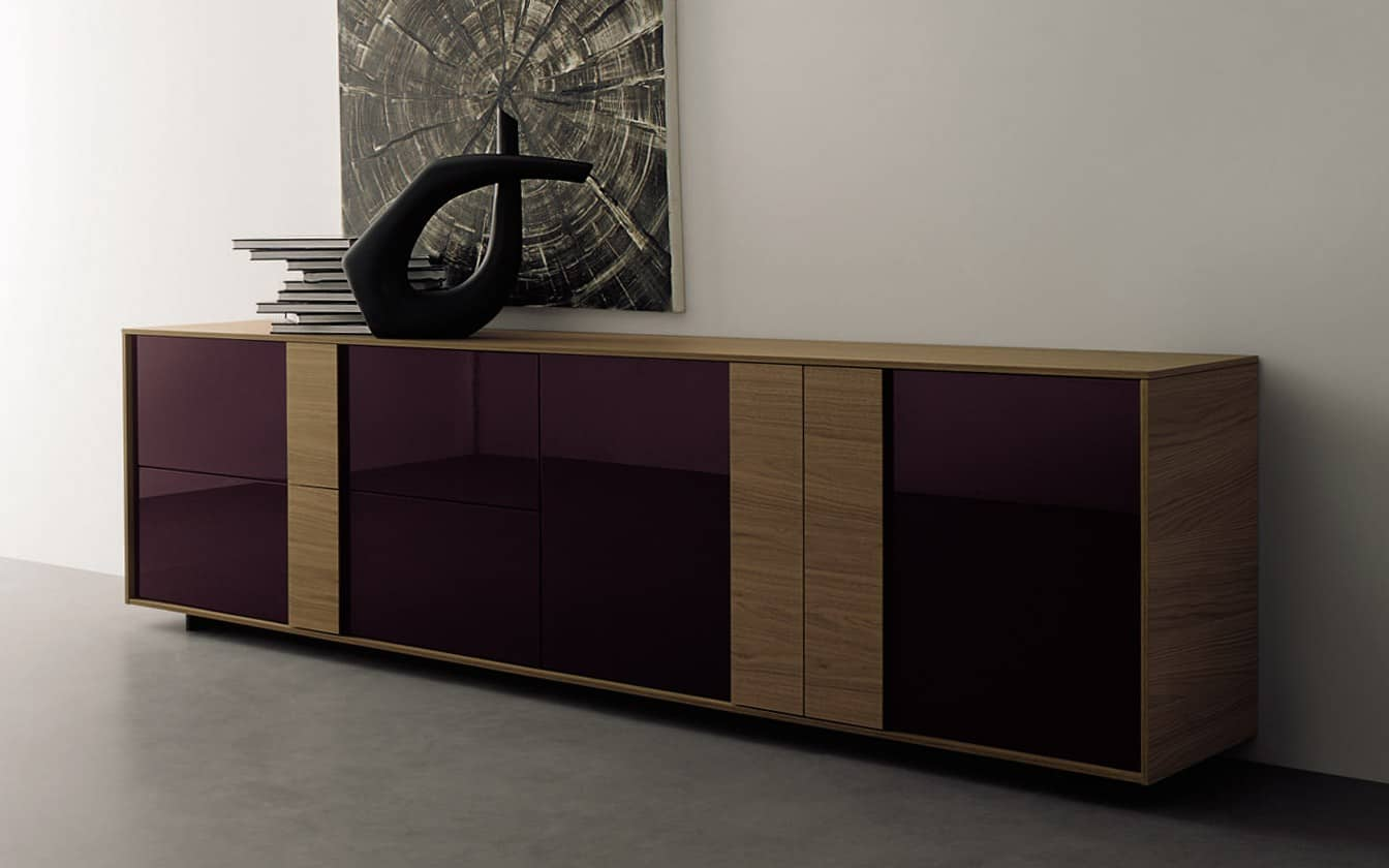 san giacomo nusbaum sideboard 240 cm. Black Bedroom Furniture Sets. Home Design Ideas