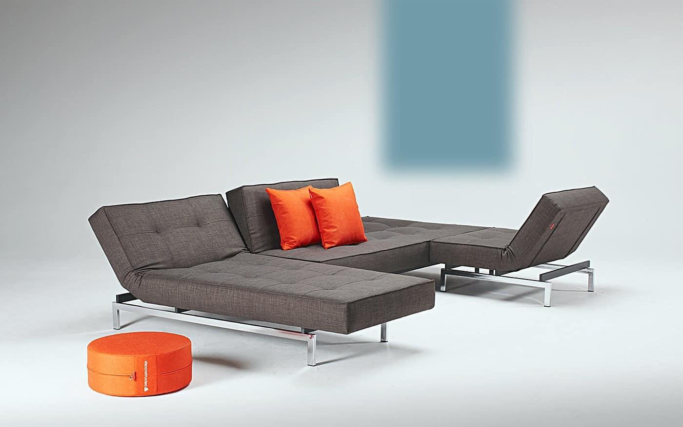 innovation schlafsofa designer schlafsofas aus skandinavien. Black Bedroom Furniture Sets. Home Design Ideas