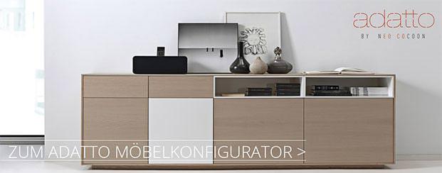 Adatto Möbelkonfigurator