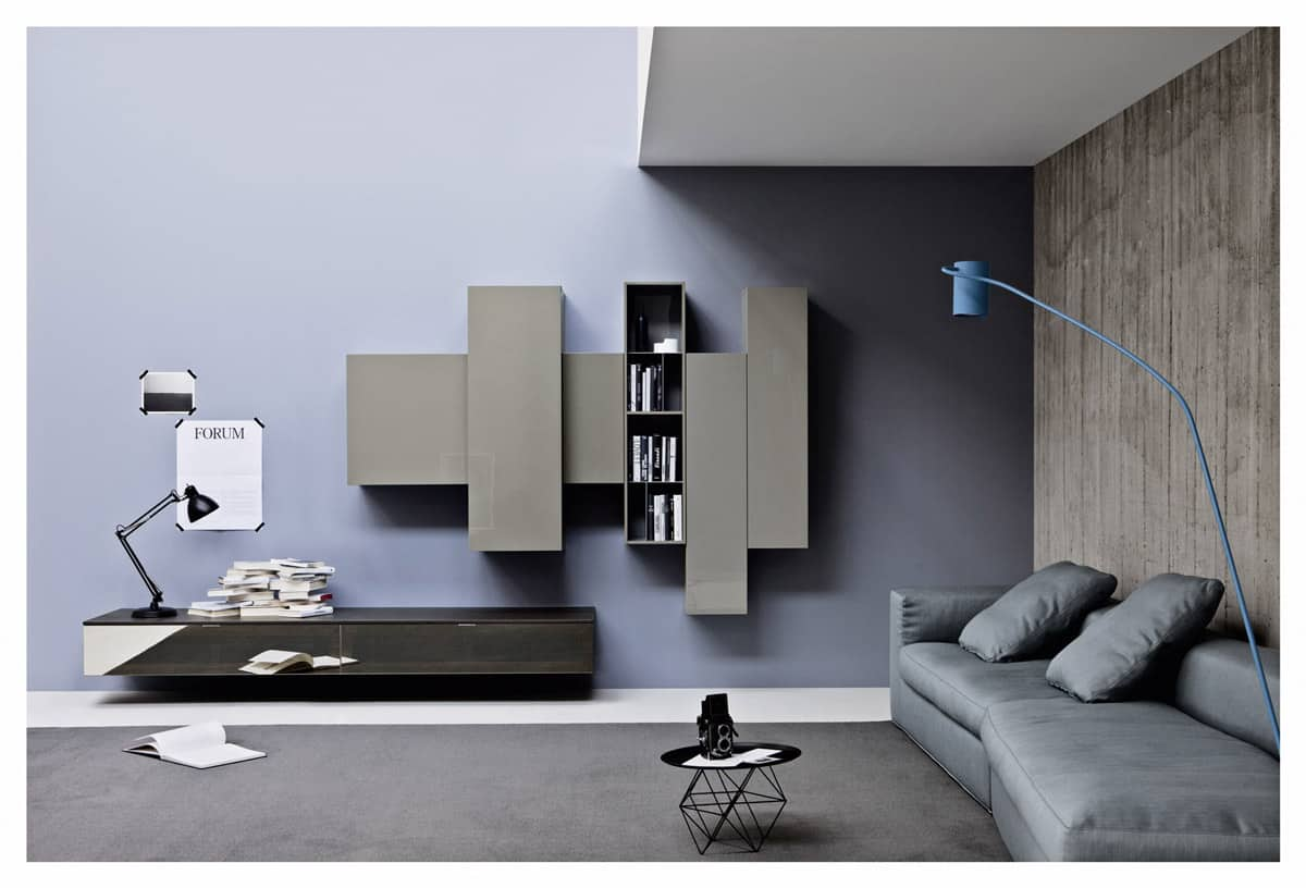 h ngende lowboards online kaufen wohnstation. Black Bedroom Furniture Sets. Home Design Ideas