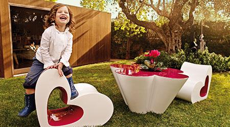 Vondom Vondom Kinder Gartenmöbel