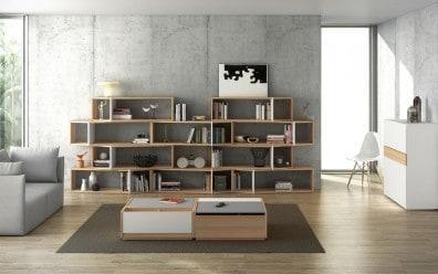 Designer Bücherregale