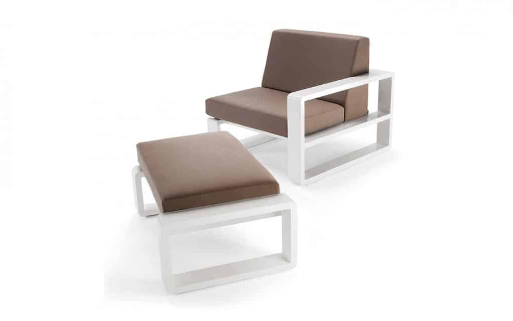 ego paris kama sessel design garten. Black Bedroom Furniture Sets. Home Design Ideas