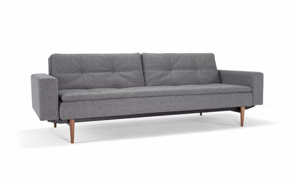 schlafsofa dublexo mit armlehnen design schlafsofa dublexo von innovation online bestellen. Black Bedroom Furniture Sets. Home Design Ideas