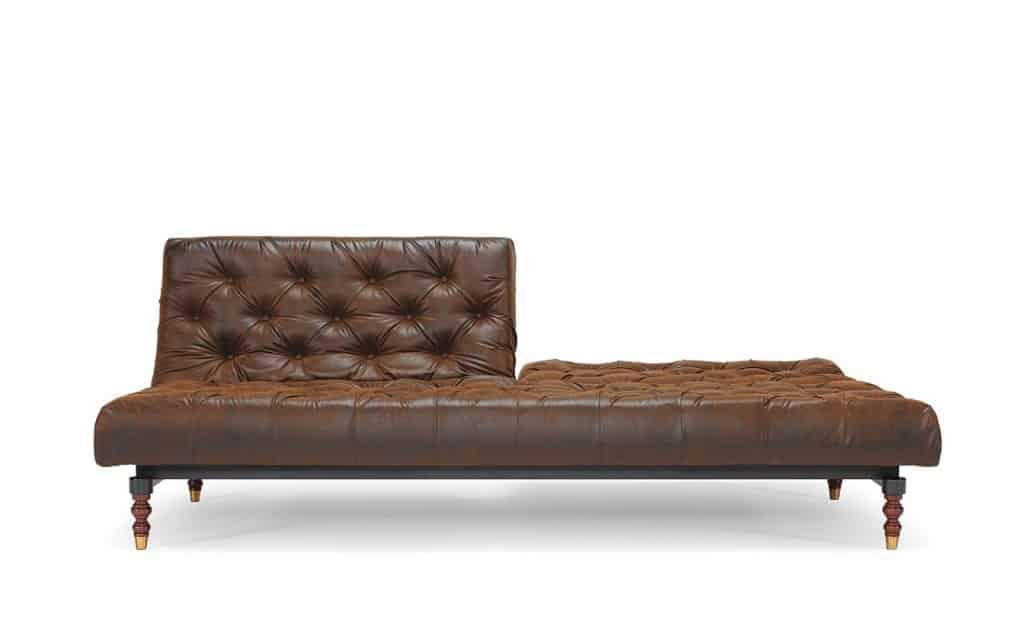innovation schlafsofa oldschool retro steppung. Black Bedroom Furniture Sets. Home Design Ideas
