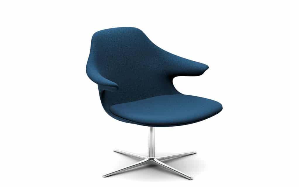 Infiniti design stuhl loop lounge low for Infiniti design stuhl