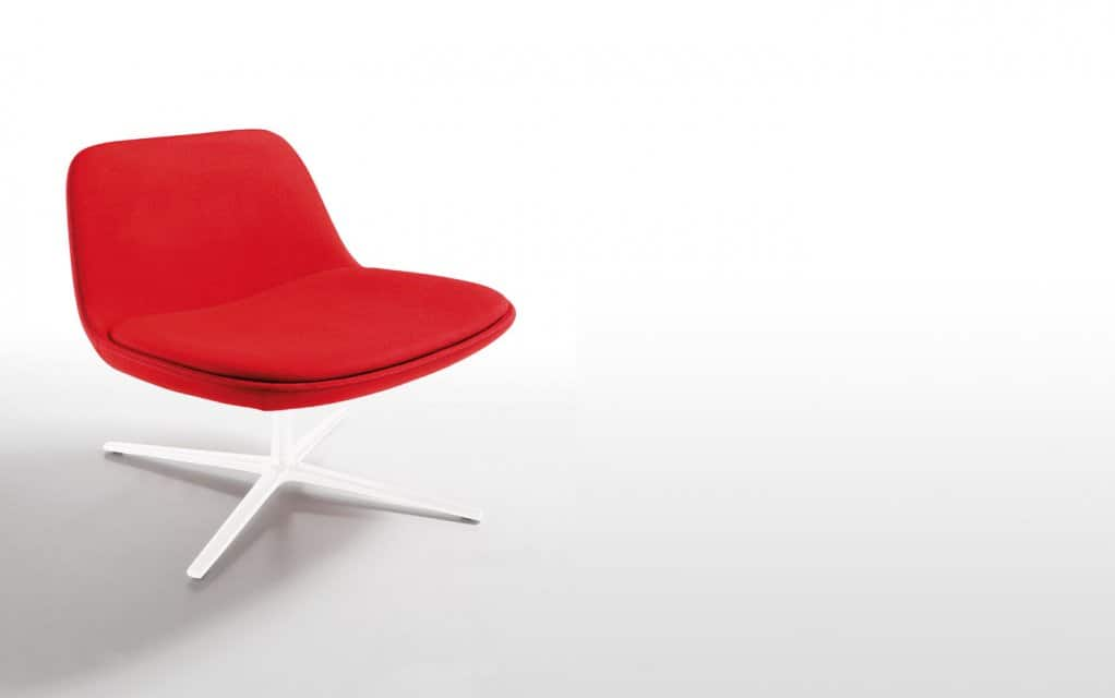 Infiniti design stuhl pure loop lounge for Infiniti design stuhl