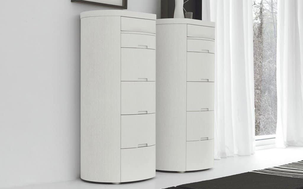 san giacomo kommode add high mit 6 schubladen. Black Bedroom Furniture Sets. Home Design Ideas