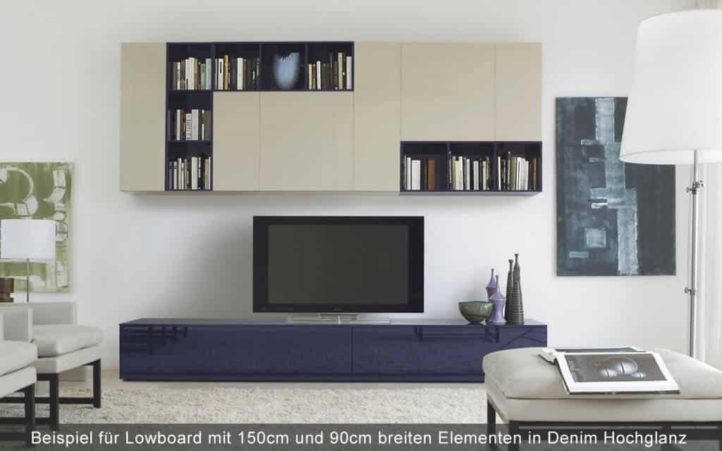 Designer sideboard konfigurator wohnstation for Wohnwand elemente zusammenstellen
