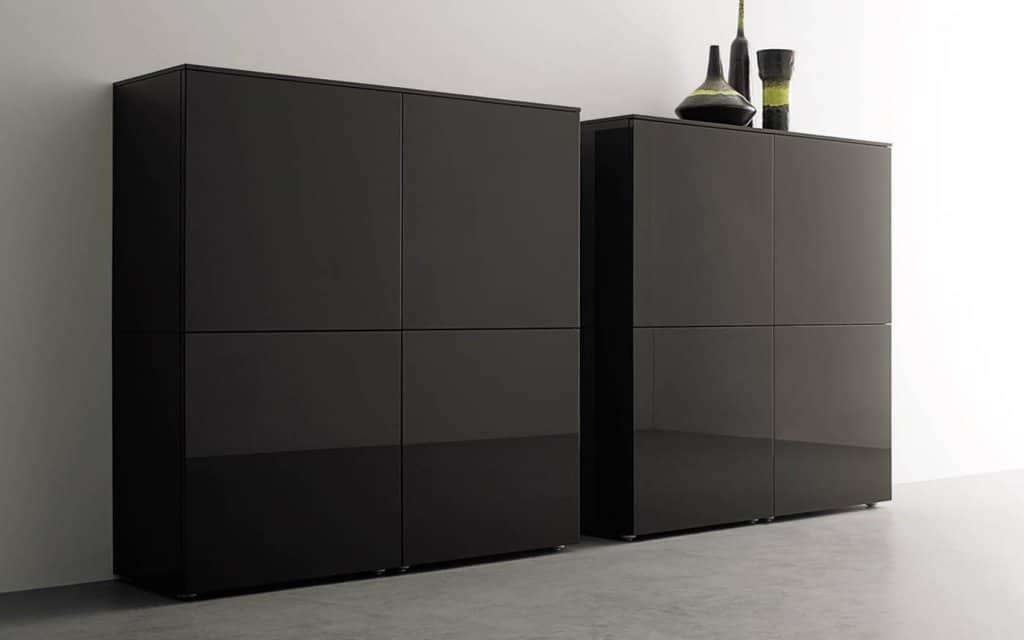 san giacomo highboard 4 t ren. Black Bedroom Furniture Sets. Home Design Ideas