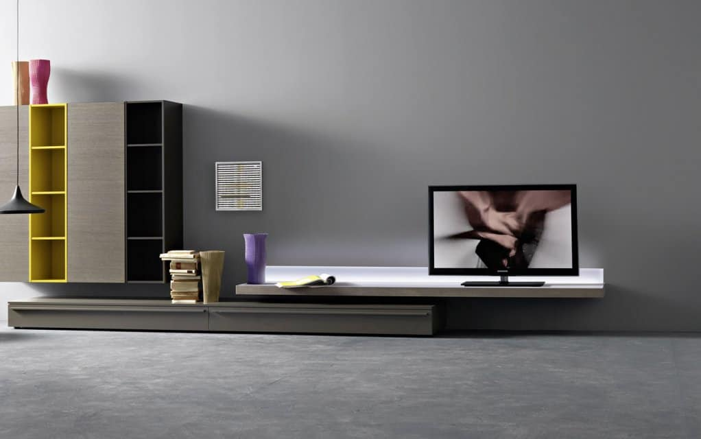 san giacomo led tv wandboard. Black Bedroom Furniture Sets. Home Design Ideas