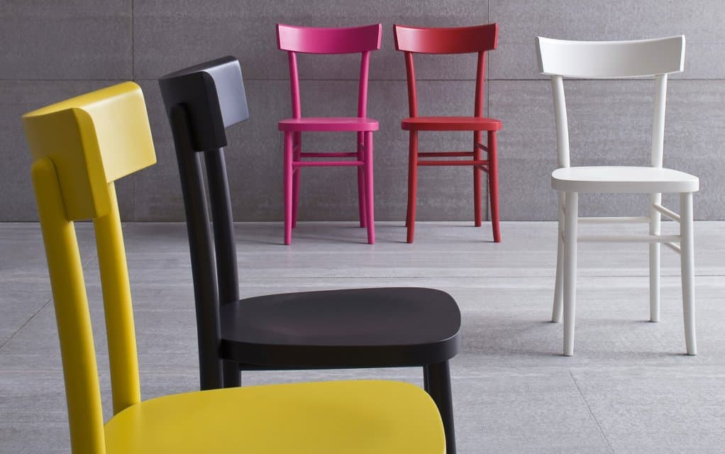 Retro stuhl sedit colours for Design stuhl aufgabe