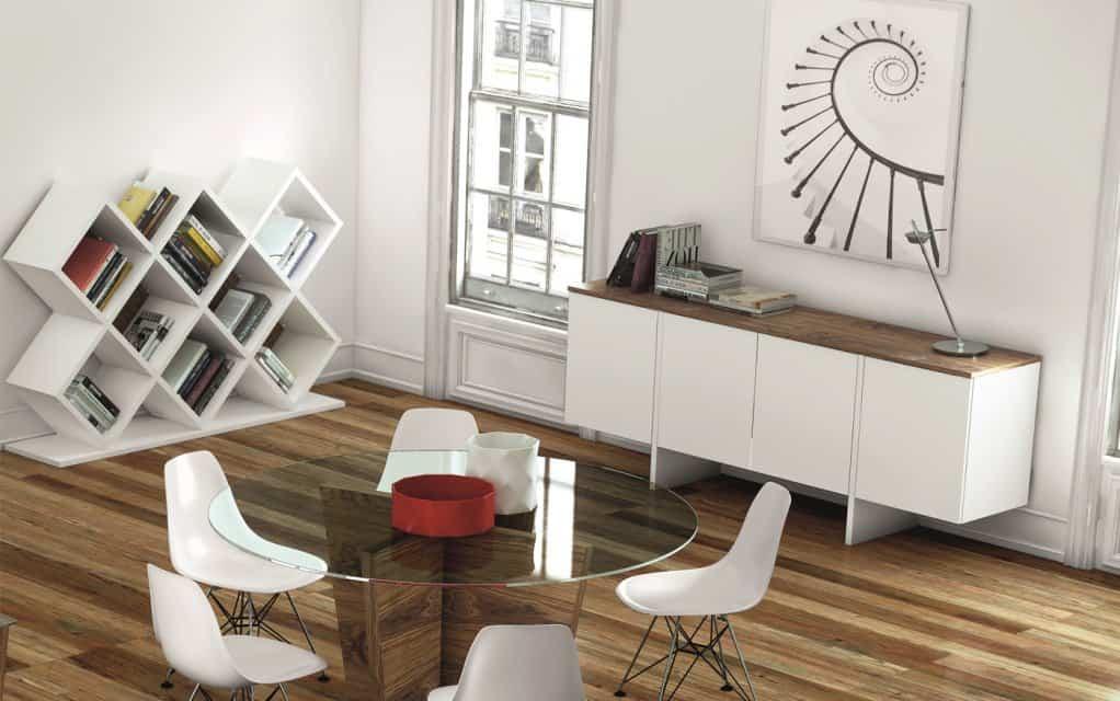regal verona 3x2 designer b cherregale. Black Bedroom Furniture Sets. Home Design Ideas