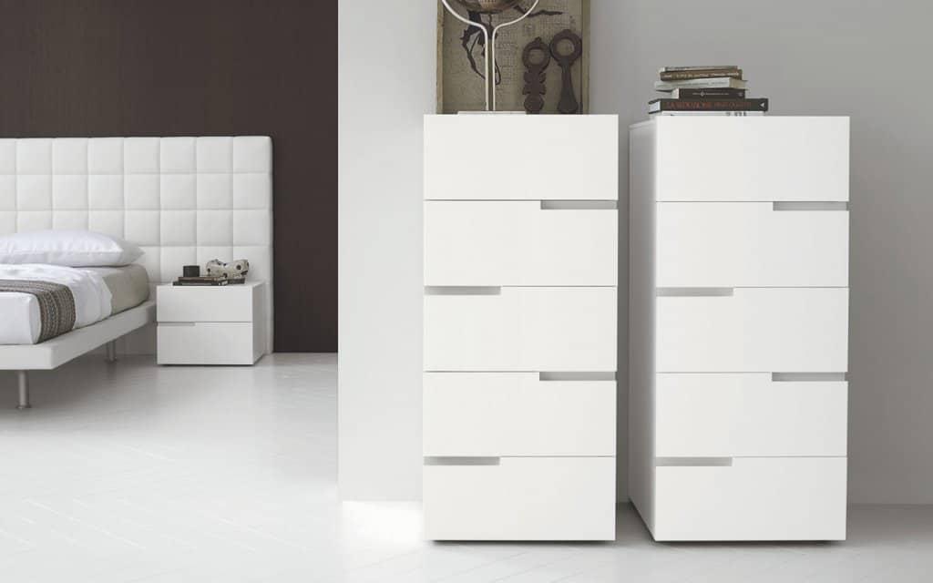 san giacomo hohe kommode breccia mit 5 schubladen. Black Bedroom Furniture Sets. Home Design Ideas