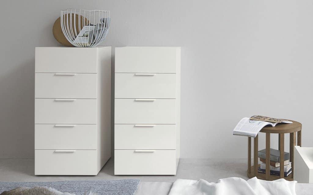hohe kommode mit schubladen good kommode royal oak hoch schubladen dnisches bettenlager with. Black Bedroom Furniture Sets. Home Design Ideas