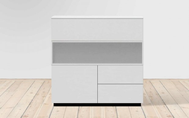 Voice Arctic Cube Sideboard B90