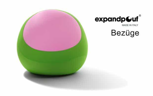 Cover für Expandpouf Sitzsack