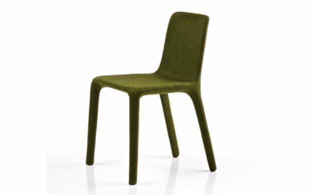 Infiniti Chair Giulitta Grassgrün