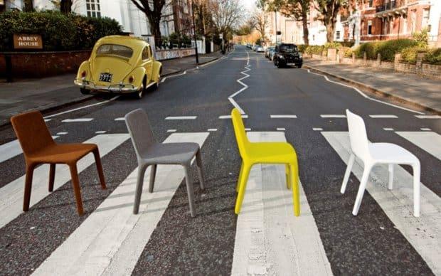 Infiniti Chair Giulitta streetview