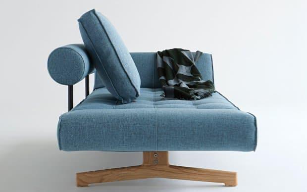Innovation Sofa Ghia Wood seitlich