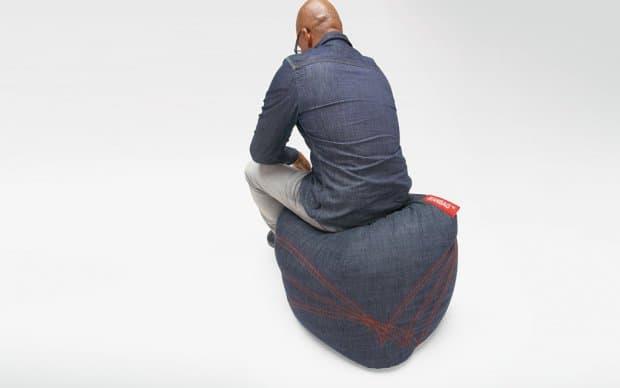 Innovation Sitzsack Jeanbag 01